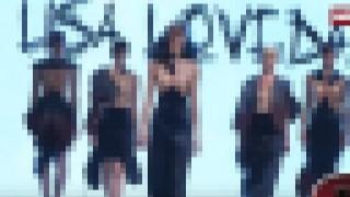【アート】『Lisa Loveday(リサ・ラブデイ)』というブランドのファッションショーがエロ過ぎるwww