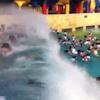 ヤバすぎワロタwww韓国の超巨大な波の出るプールがすごいwww
