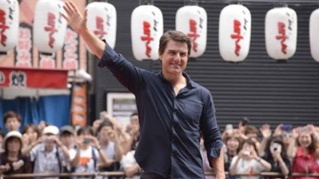【朗報】トム・クルーズが日本好きすぎる件wwwww