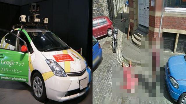 Googleストリートビューで撮影中、殺人現場が映り込む大事態に!!!(画像)