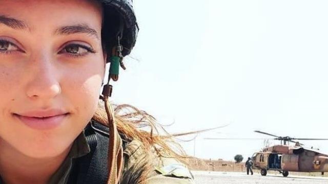 イスラエル軍の女の子たちがマジで美しすぎる、エロすぎると話題に