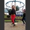 【動画】遊具で遊ぶ夫婦が調子に乗ってしまった結果。