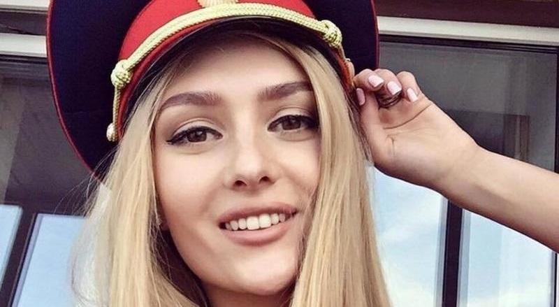 【画像】ロシア軍の女の子たちがモデル並に可愛すぎると話題に