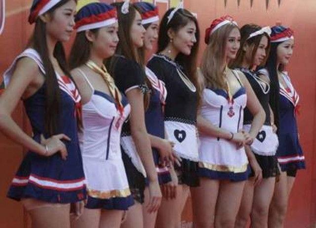【画像】中国で行われた「セ○クスイベント」。これはエロいわ