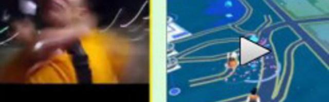 【衝撃動画】ポケモンGO中にNYのヤバイ地域に迷い込んでしまったオタクが強盗の餌食に・・・