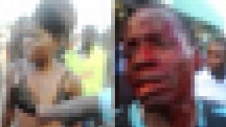 ジンバブエの売春婦のおっぱい触った結果・・・(1枚)