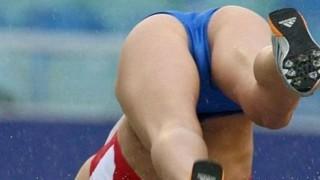 つい下半身に目がいってしまう女子陸上選手の画像集(22枚)
