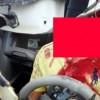 【超閲覧注意】まさか車に乗っててこんな死に方するとは・・・(画像4枚)