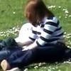 【オモシロ動画】公園でボーイフレンドに手コキしてあげた後のガールフレンドの行動wwwww