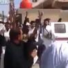 【動画】イラク部族のパレードで実弾の入った銃の祝砲に紛れ3名が殺害される。