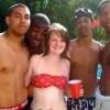 【動画】黒人の男たちが白人の女の子にやった事が酷すぎる・・・