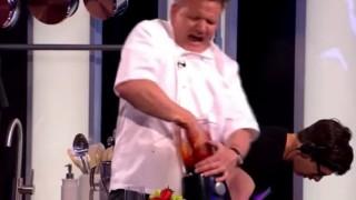 【閲覧注意】料理番組でヤバすぎる放送事故が発生(動画)