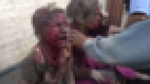 【閲覧注意】ISIS「おいアメリカ。お前らが空爆したから子供たちがこうなったぞ」(動画)