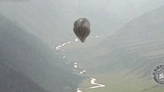 スウェーデンでめちゃめちゃがっつりUFO(未確認飛行物体)が撮影される!これもう地球終わりだわ…