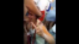 【動画】屋外レイブでフェラしてる女性が撮影されるwww